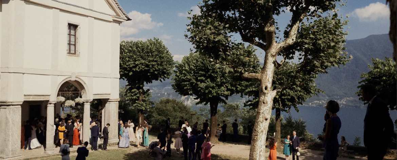 Matrimonio Sacro monte di Ghiffa