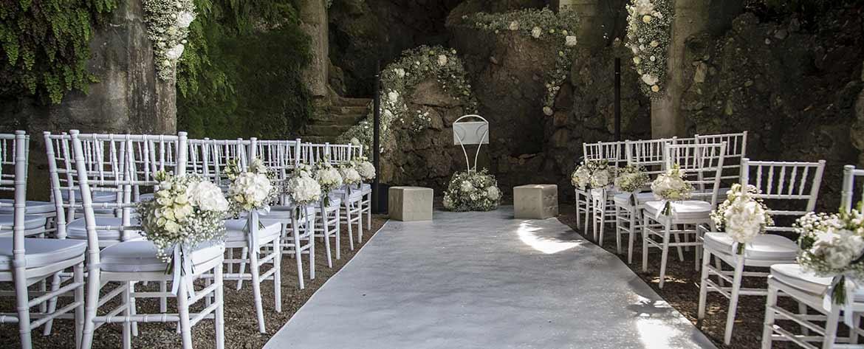 Civilian Ceremony Villa Lario Resort