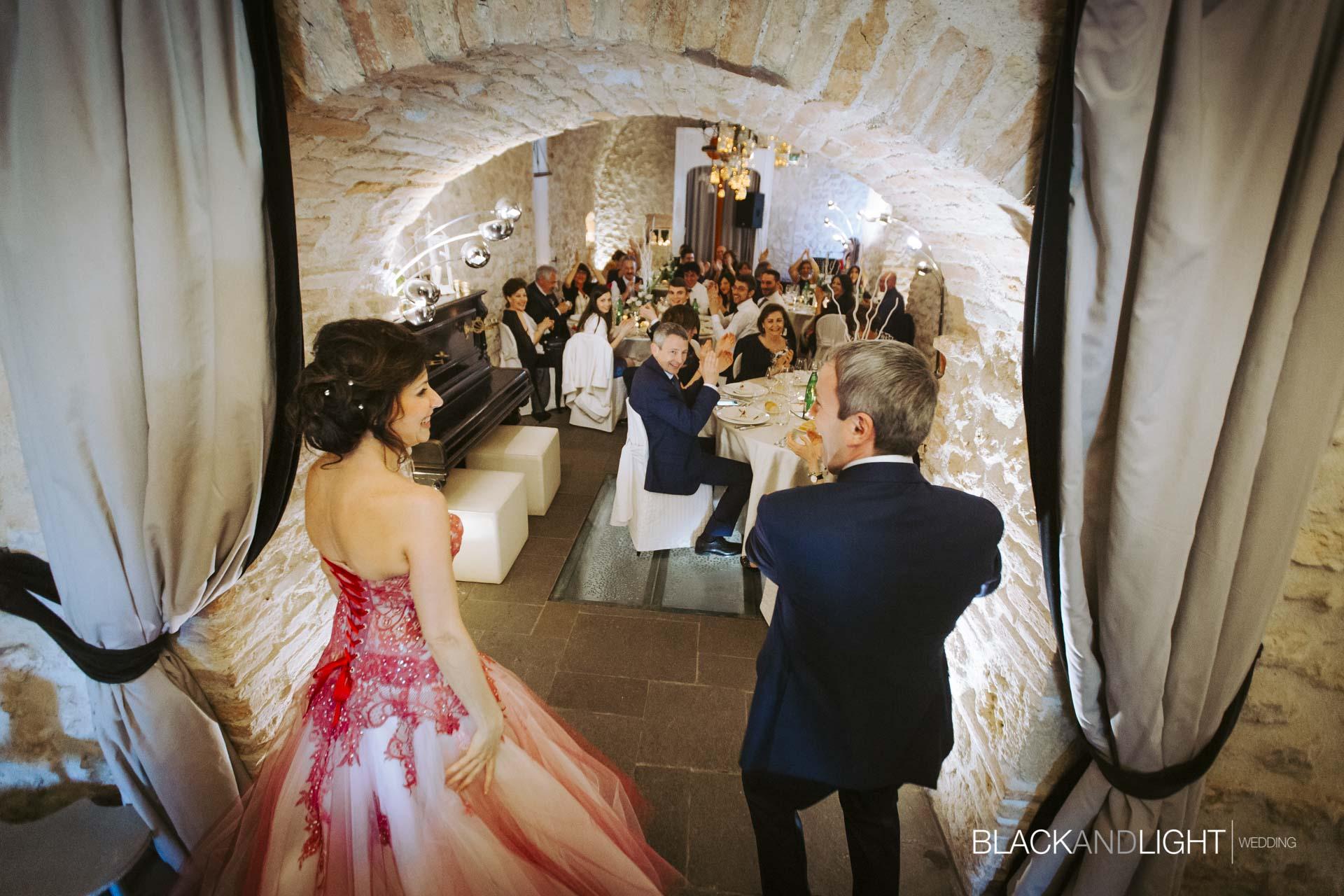 Matrimonio Castello di Montignano