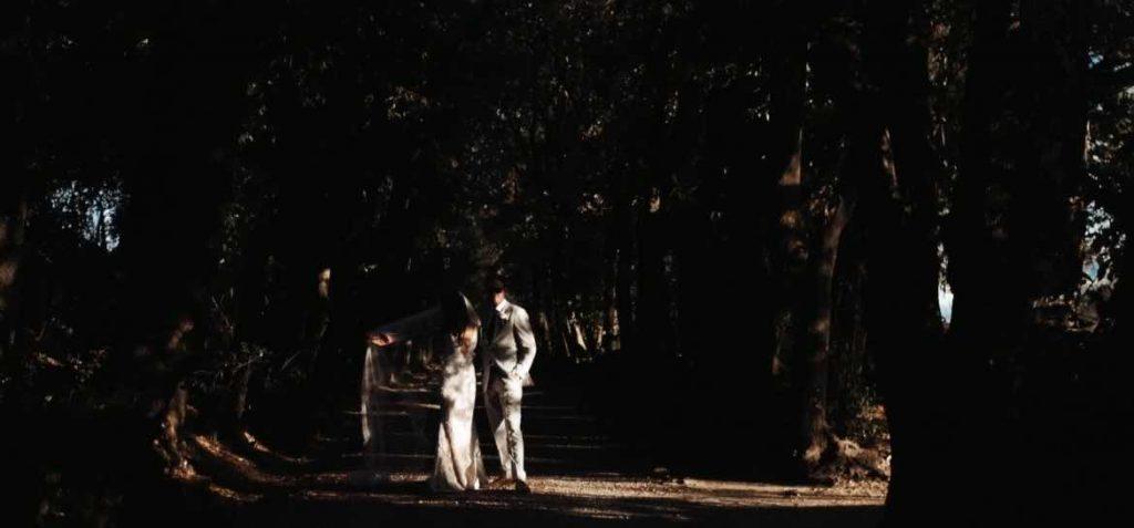 Video Matrimonio Toscana Siena Villa di Geggiano