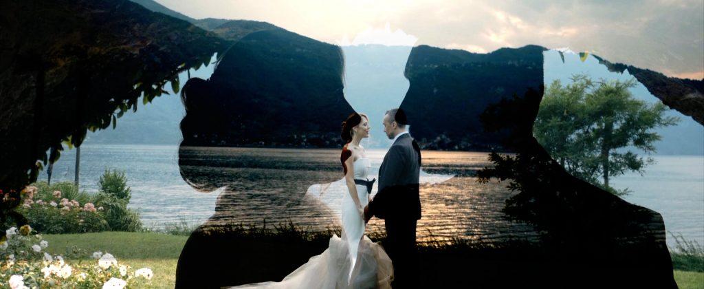 Video Matrimonio Lago di Como villa Lario resort