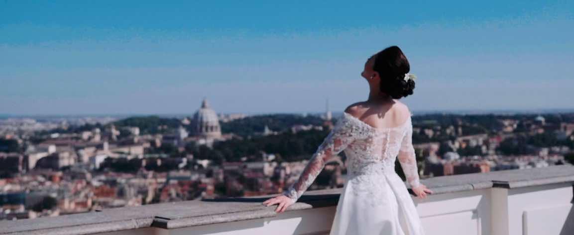 Wedding in Villa Miani Rome Jolene & Antonio
