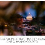 5 Location per Matrimoni a Roma