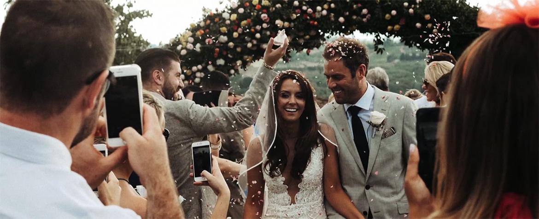 Matrimonio Siena Helen e Samuel
