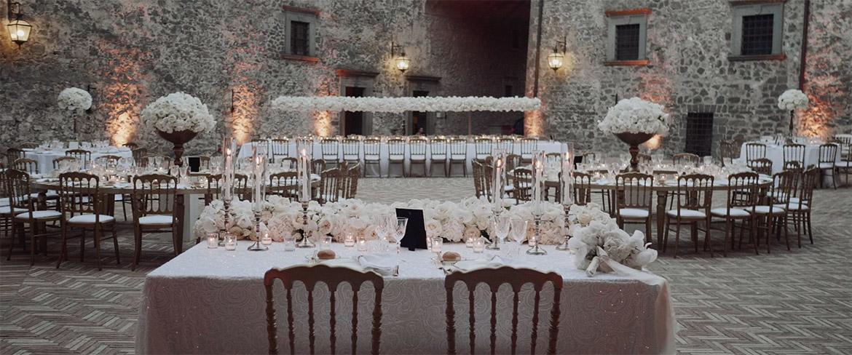 Allestimenti Castello di Bracciano