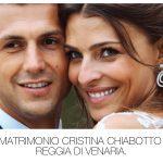 Matrimonio Cristina Chiabotto Reggia di Venaria.