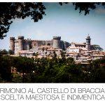 Matrimonio al Castello di Bracciano: una scelta maestosa e indimenticabile.