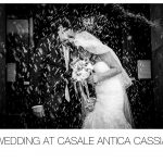 Wedding at Casale Antica Cassia