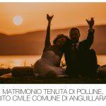 Matrimonio Tenuta di Polline, Rito Civile Comune di Anguillara.