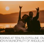 Wedding at Tenuta di Polline, Civil Union in Municipality of Anguillara.