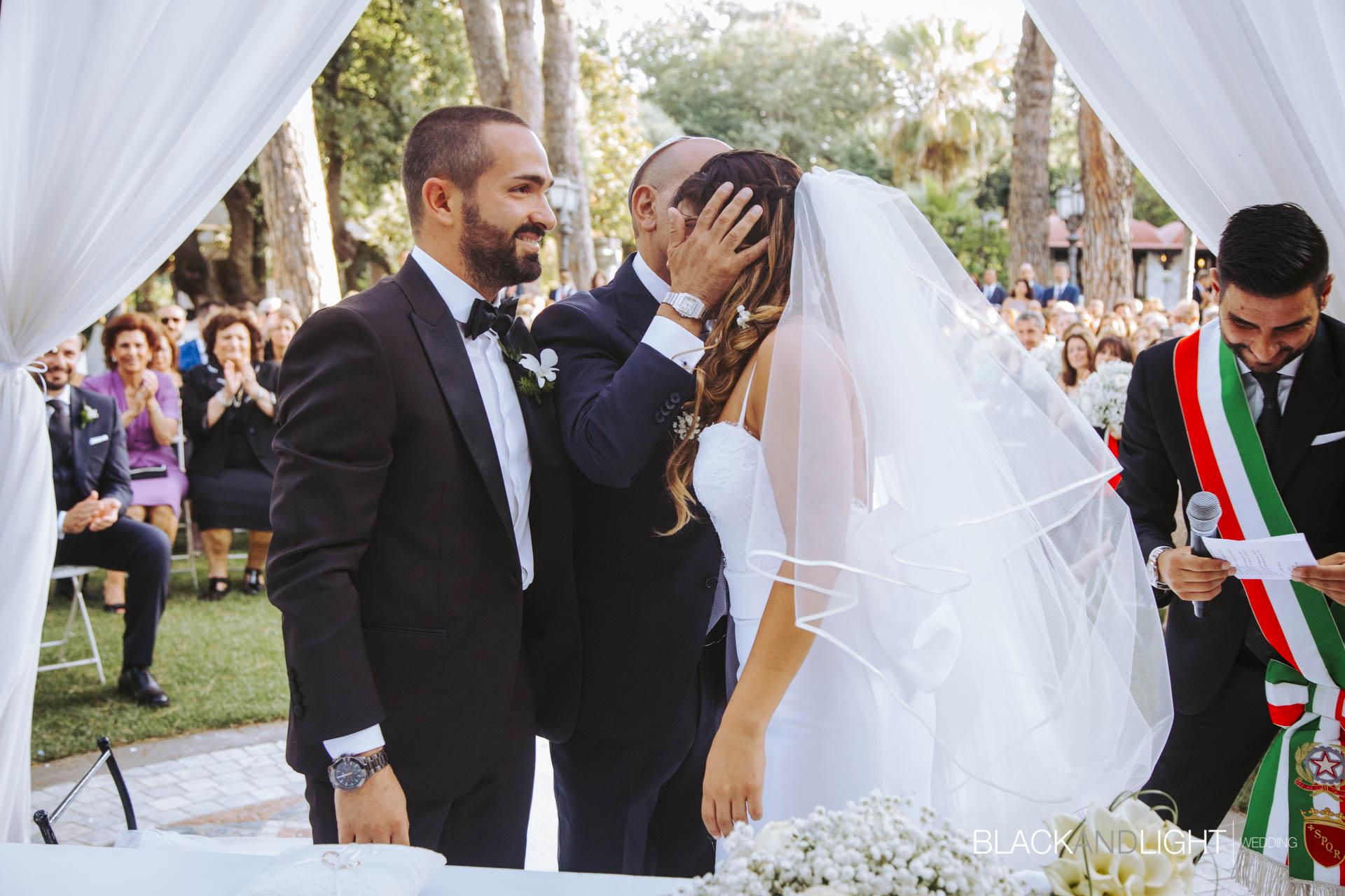 Matrimonio Macchia Madama