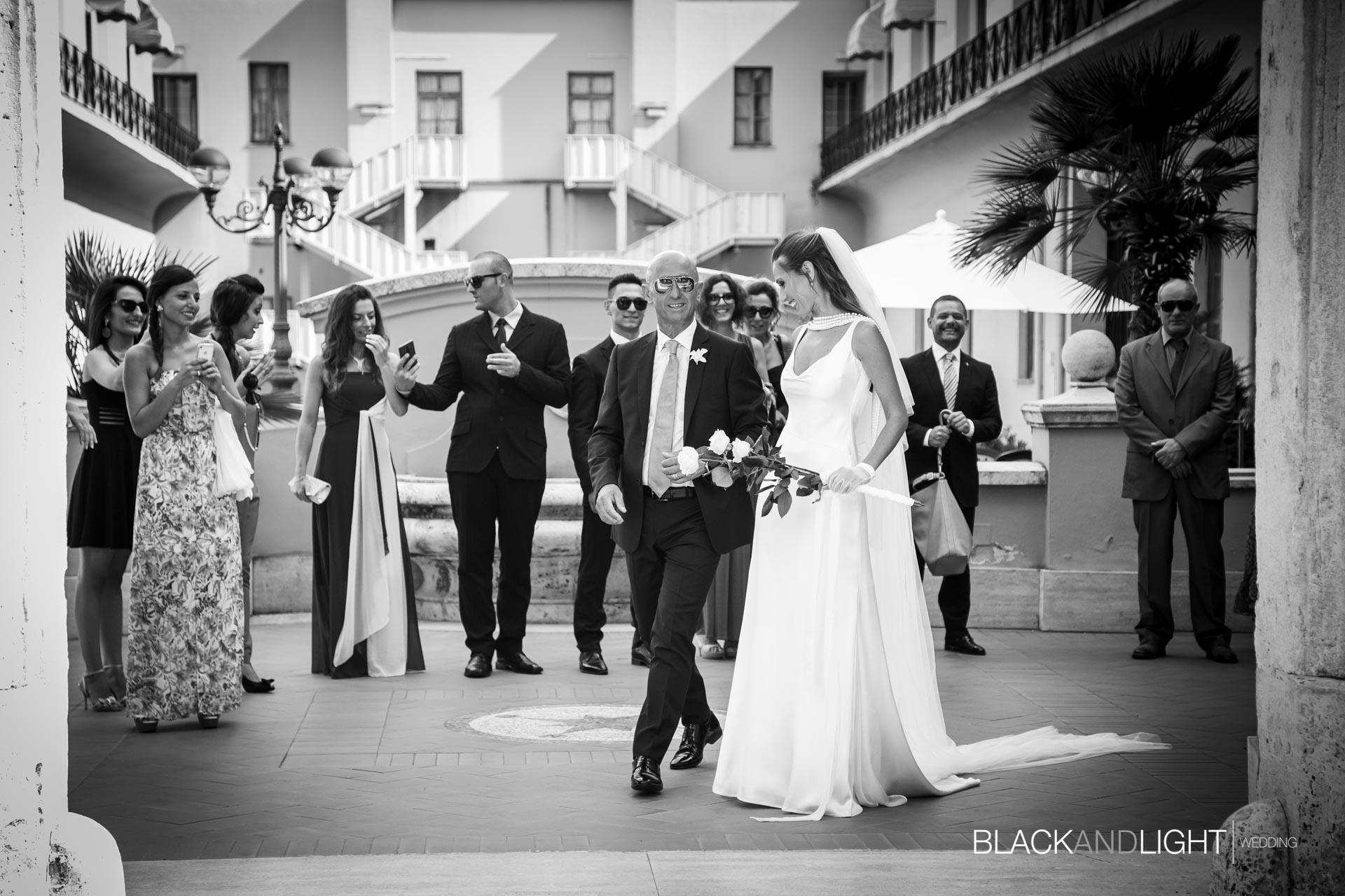 Matrimonio Villa Miani Santa Maria in Traspontina