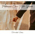 Matrimonio Cerri Alti Grosseto