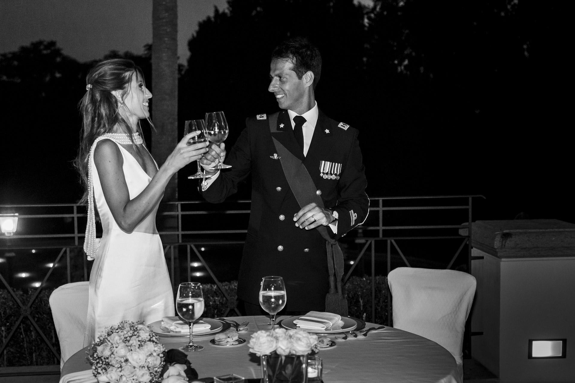 Wedding at Villa Miani