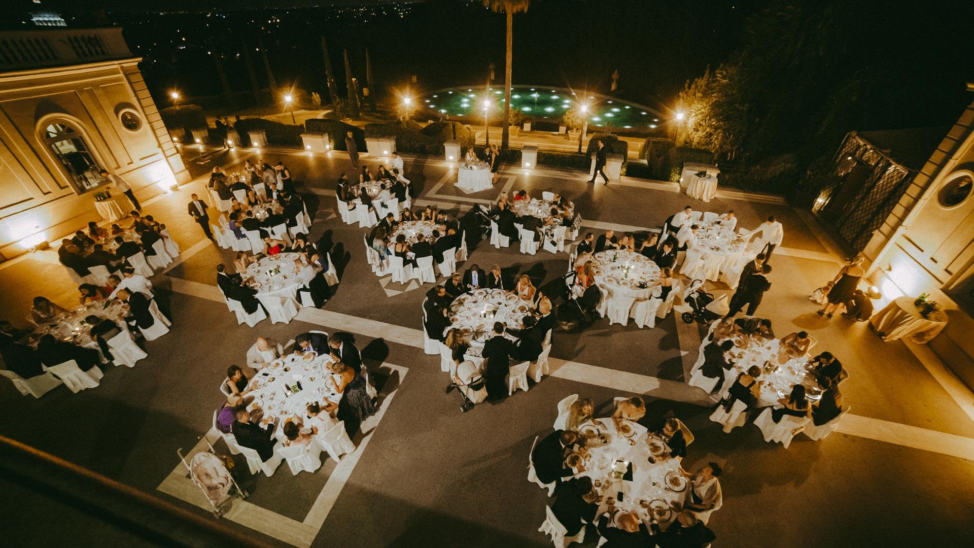 Matrimonio Villa Miani - Santa Maria in Transpontina