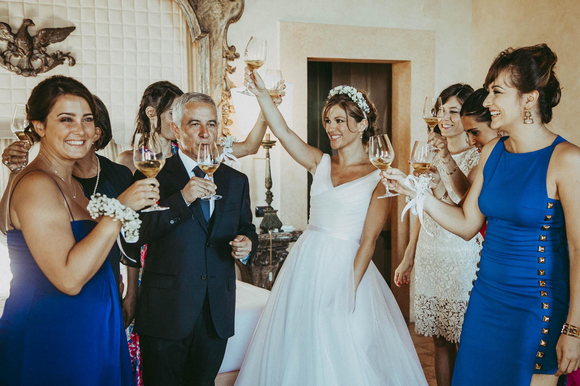 Wedding Odescalchi Castle, Palo Laziale