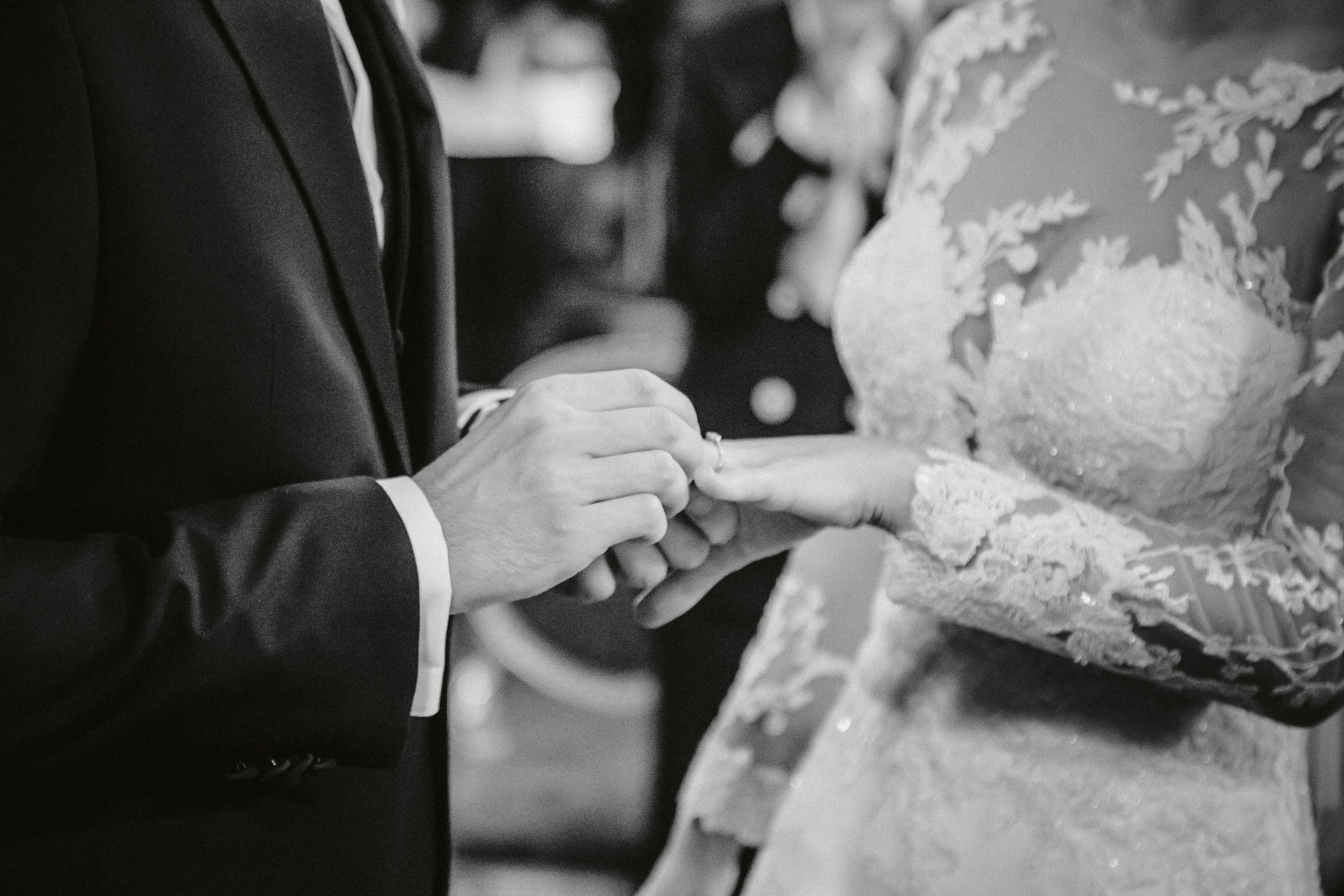 Hands Detail