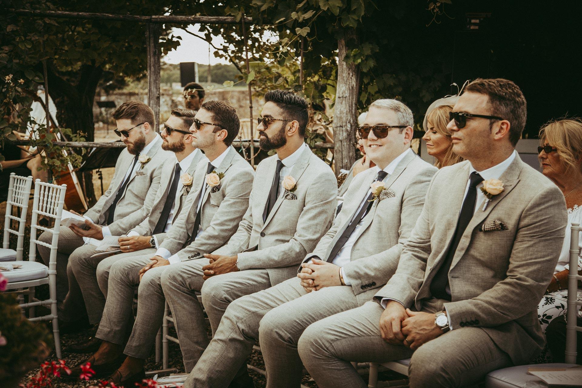 I testimoni dello Sposo