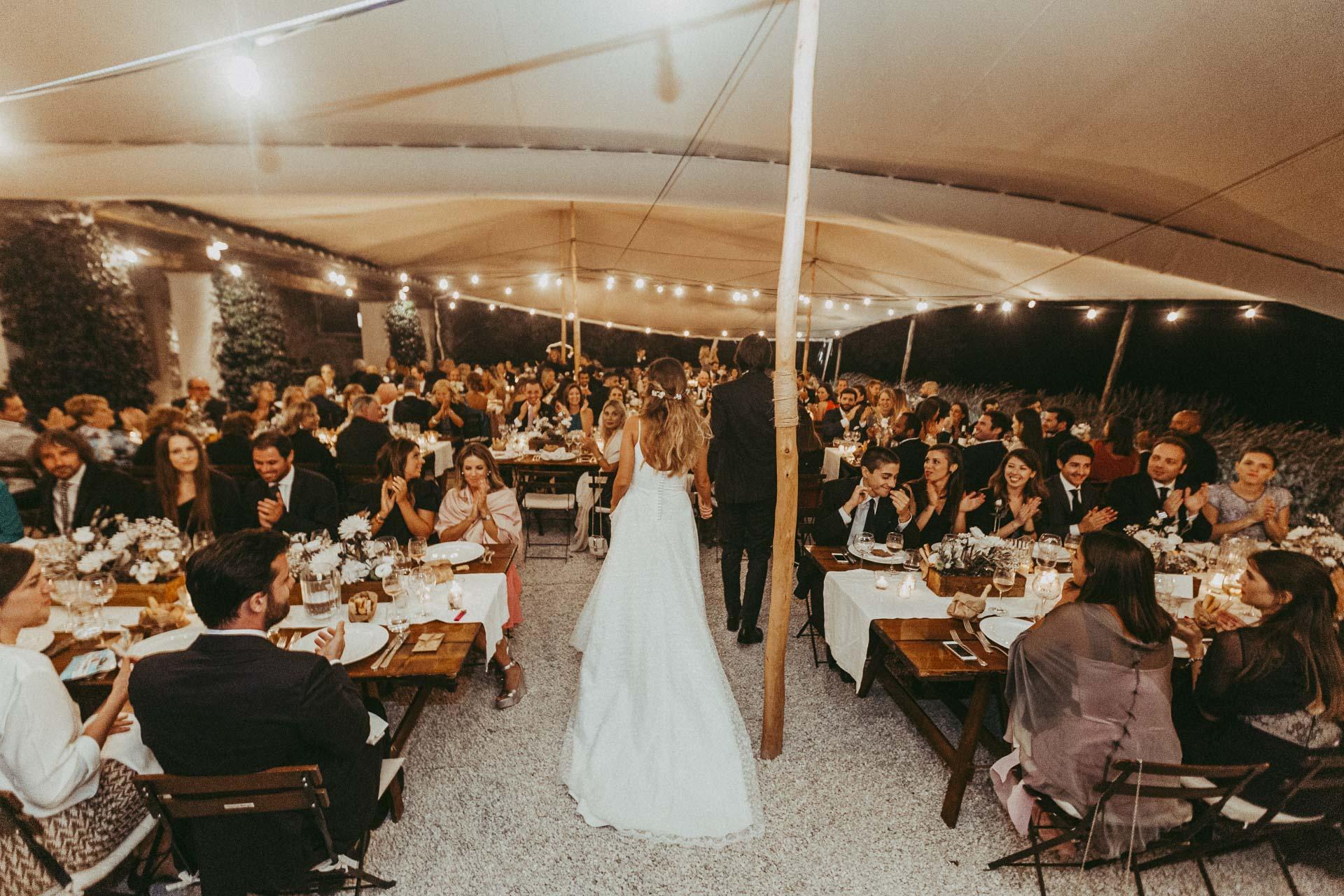 Matrimonio Casale di Polline