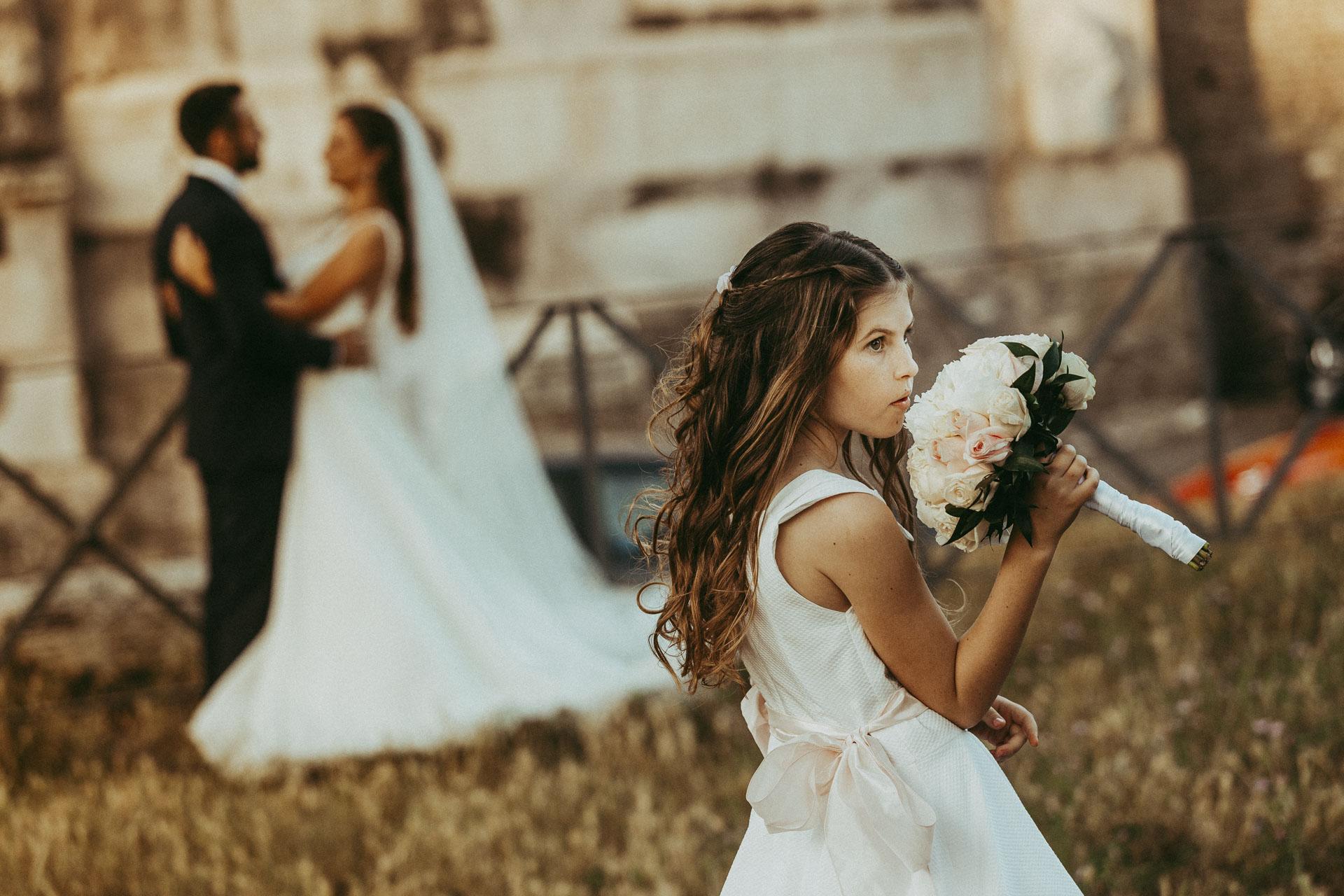 Matrimonio Villa Appia Antica