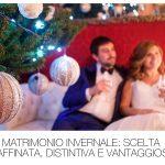 Matrimonio invernale, sposarsi d' inverno