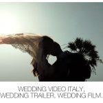 Wedding Video Italy, Wedding Trailer, Wedding Film.