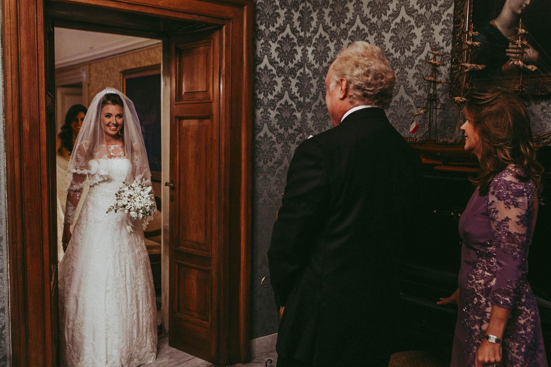 Matrimonio all'Abbazia di Casamari, Castello Boncompagni Viscogliosi