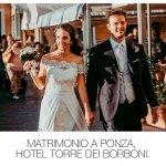 Matrimonio a Ponza, Hotel Torre dei Borboni.