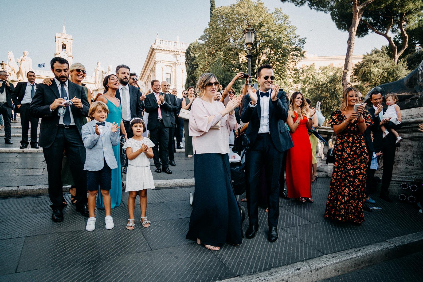 Matrimonio Casina Valadier