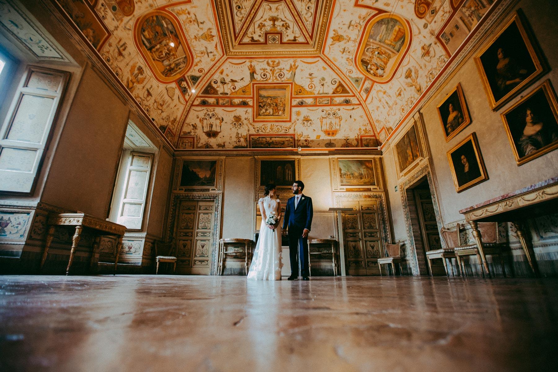 Matrimonio Antiche Scuderie Odescalchi